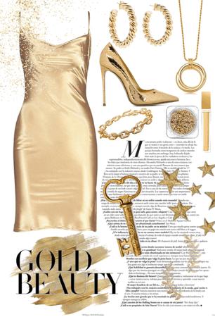 gold beauty✨