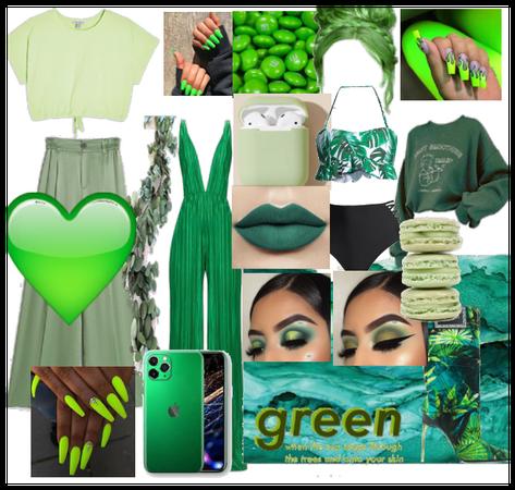 #greenquenn