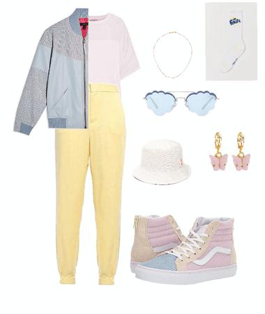 pastel 90's