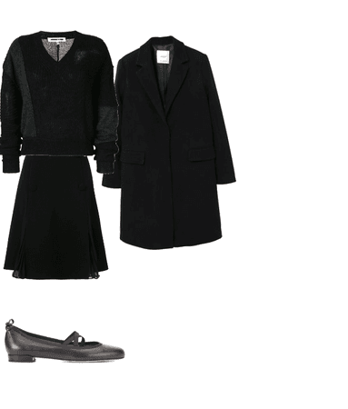 Hogwarts outfit