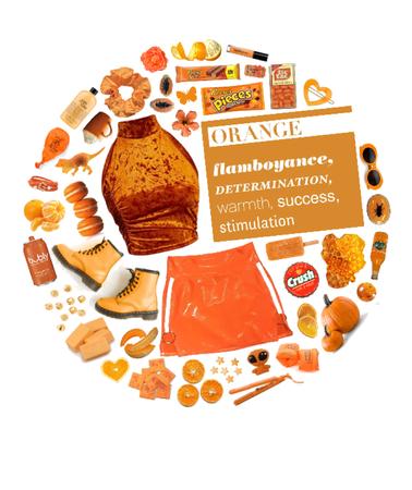 🧡 Orange 🧡