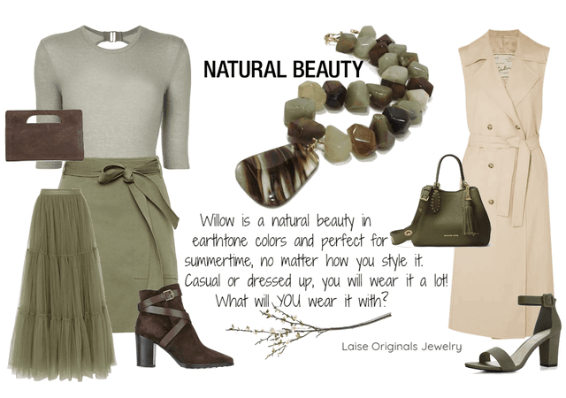 Naturally Beautiful In Willow