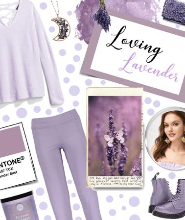 Lovely Lovely Lavender