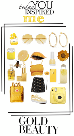 Yellow Inspired
