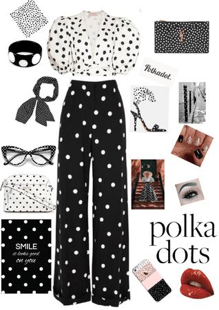 Polka Dots.