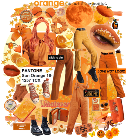 🍊 Orange is not the impostor.