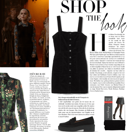 Shop the look - Sabrina Spellman