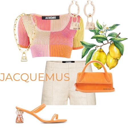 Fresh on Jacquemus