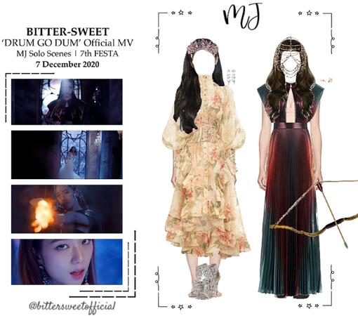 BITTER-SWEET [비터스윗] (MJ) 'DRUM GO DUM' Official MV 7th FESTA 201207