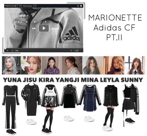 {MARIONETTE} Adidas CF Pt.II