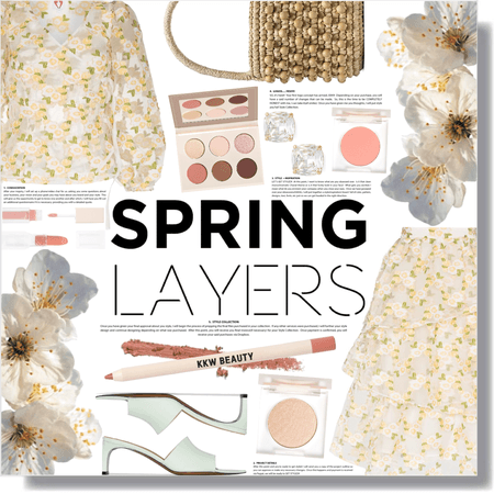 spring layers 🤍