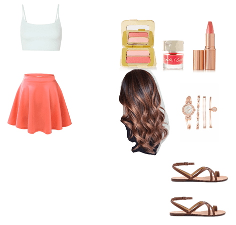 Coral in Summer