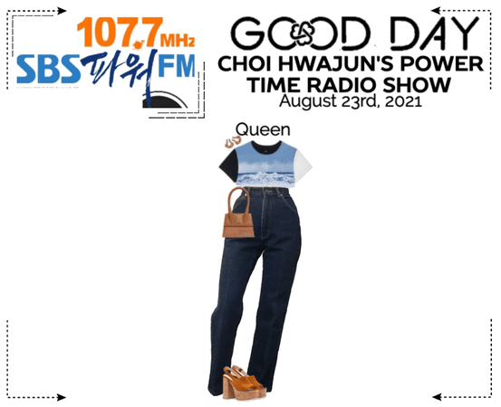 GOOD DAY (굿데이) [QUEEN] Choi Hwajung's Power Time Radio