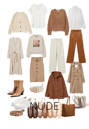 Nude color