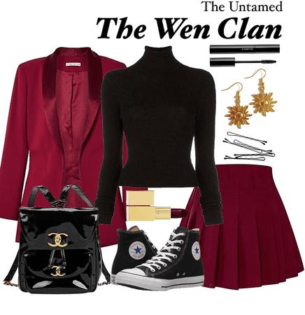 The Wen Clan: Schoolgirl Style