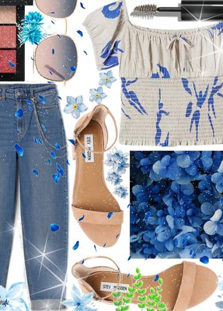 Blue Jeans!