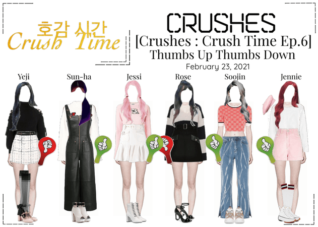 Crushes (호감) [Crush Time : Ep. 6]