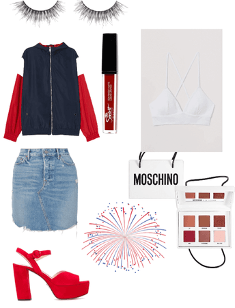 Fourth of July chic