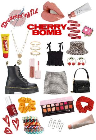 cherry babe 🍒