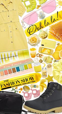 yellow me💛💛