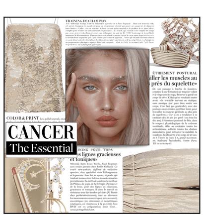 The Zodiac Sign: Golden Cancer - Contest