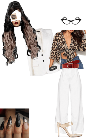 Normani's Worth It Outfit