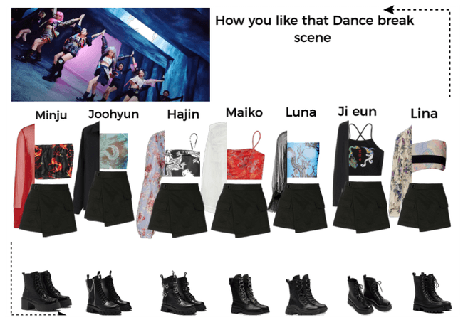 HYLT dance break scene