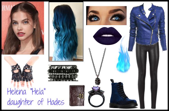 Helena daughter of Hades descendants