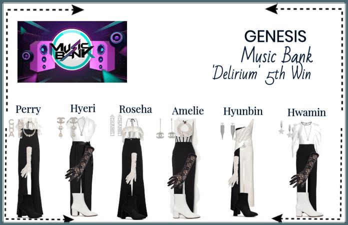 GENESIS (게네시스) 'Delirium' 5th Win