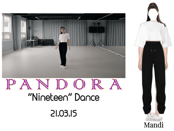 "MANDI ""Nineteen"" Full Dance"