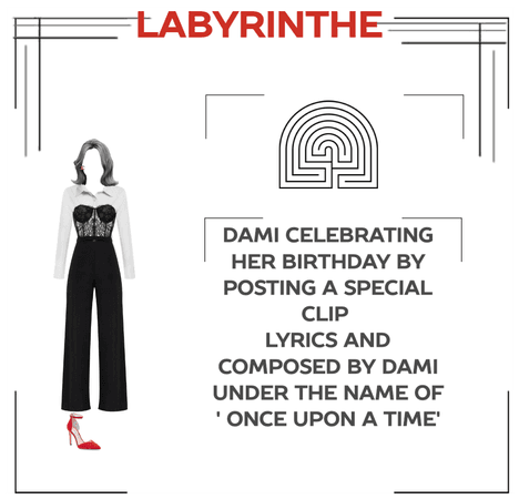 LABYRINTHE DAMI SPECIAL CLIP