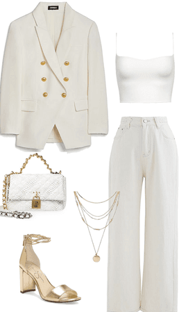 White, Nude and Classy