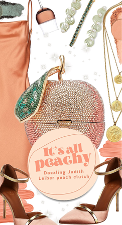 It's all peachy