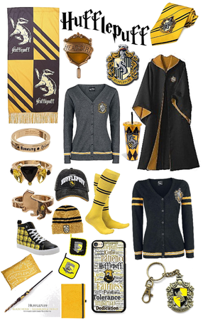 Hufflepuff Wish List