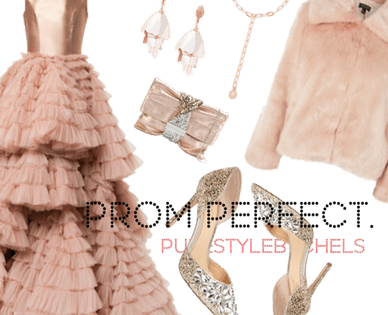 Prom Perfect: Rose Gold Vision