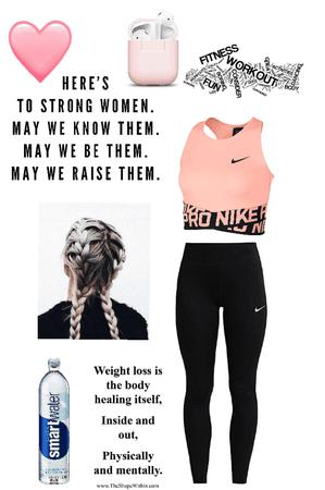 workout queen