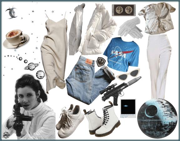 Modern Princess Leia