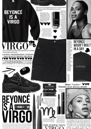 Beyonce Is A Virgo