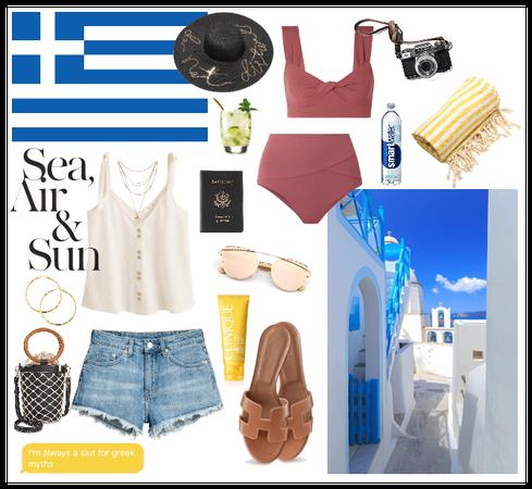 let's go greek