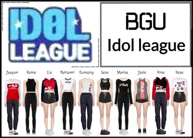 BGU Idol league