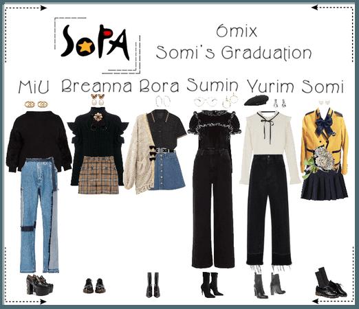 《6mix》Somi's SOPA Graduation