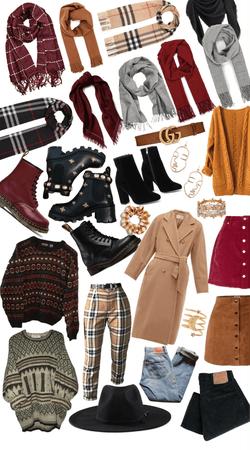 dream closet- fall edition