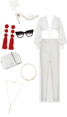 white glamour
