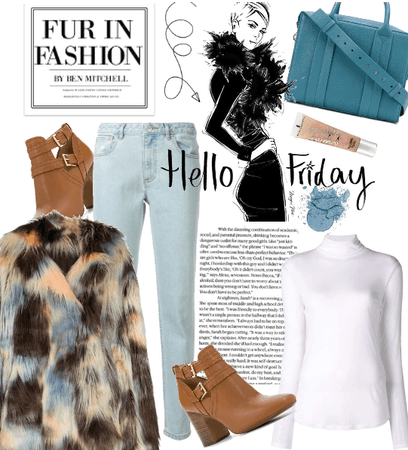 Friday Faux Fur