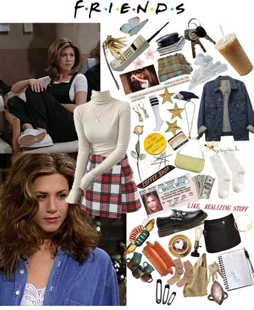 F•R•I•E•N•D•S : Rachel