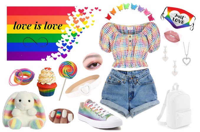 Pride - Love Is Love - Supporting LGBTQ+