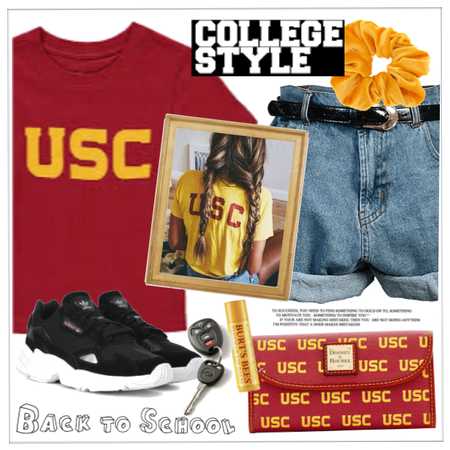 Back To School College Style!