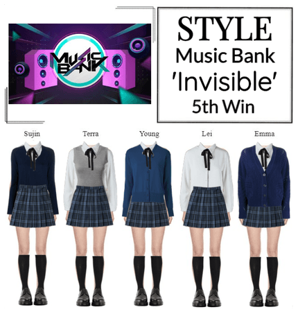 STYLE Music Bank 'Invisible