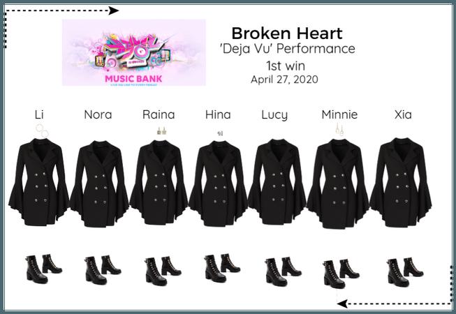 Broken Heart's 'Deja Vu' first win