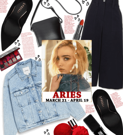 The ARIES Outfit: Peyton List